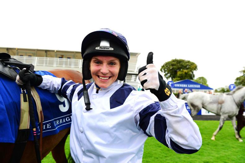 MARGIE MCLOONE: O'Sullivan and Hanlon target Barbury