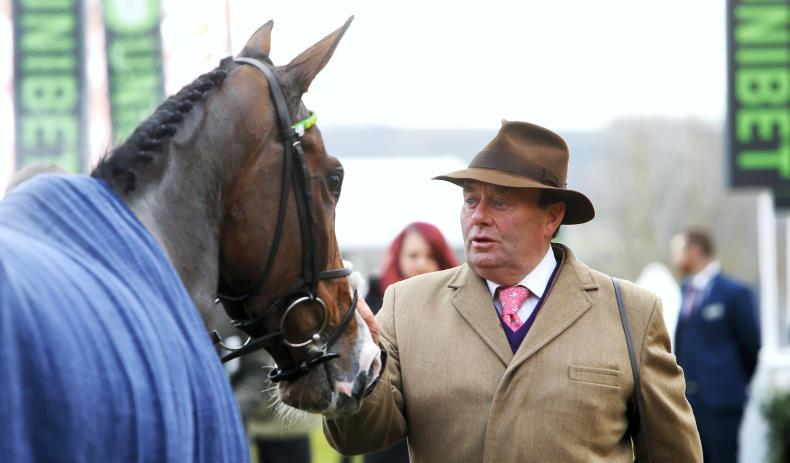 RORY DELARGY: DRF a hit – but don't expect Henderson's heroes