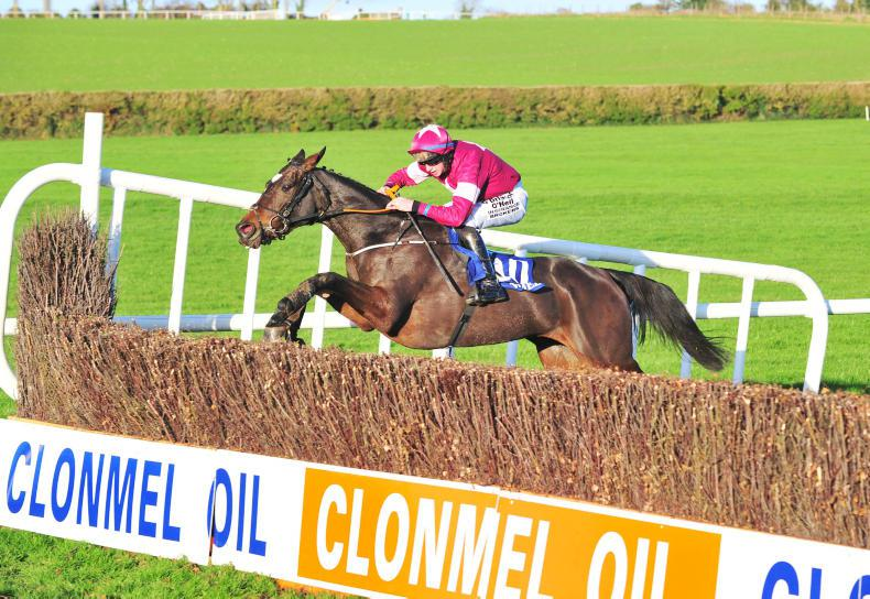 THURLES SUNDAY PREVIEW: Classy Dinaria can take advantage again