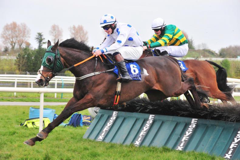 Hareth scoops decent prize at Navan for Charles Byrnes