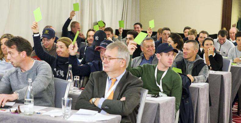 NEWS: IJRC working for a meritocratic sport