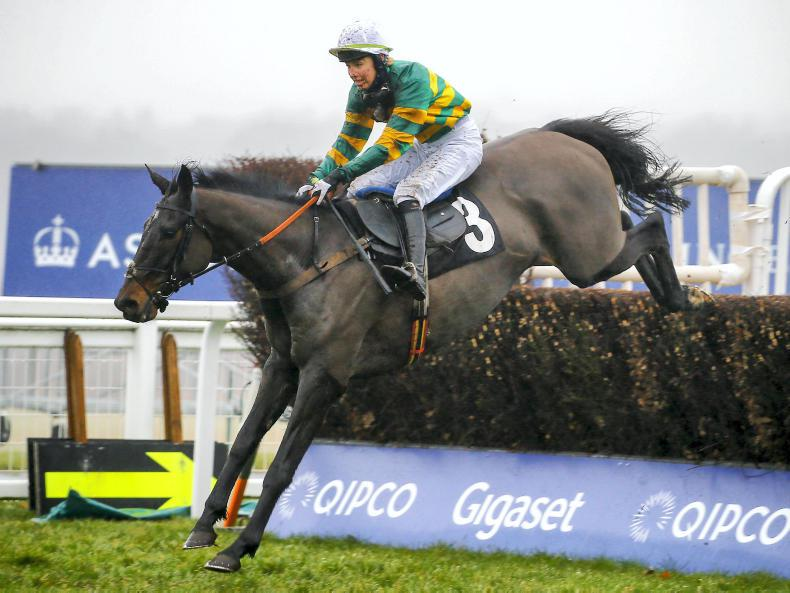 DONN McCLEAN: O'Connor excelled aboard Drumcliff
