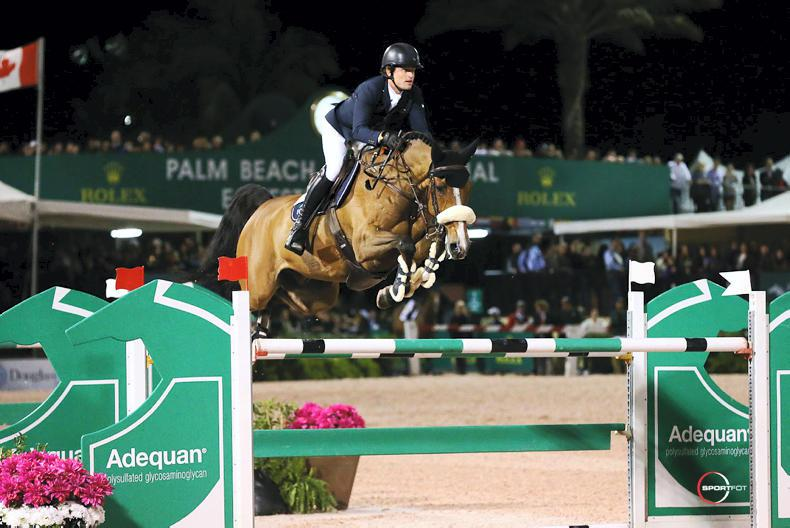 Three-star win for Darragh Kenny and Cassini Z in Florida