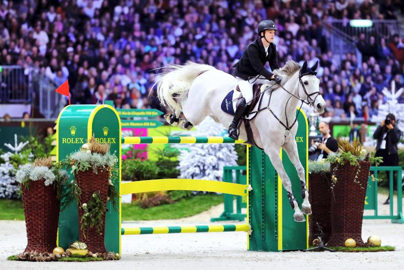 INTERNATIONAL: Duffy crowned leading rider in Amsterdam