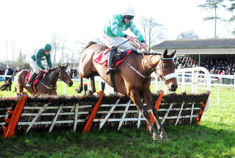 SIMON ROWLANDS: Promising run by Presenting Percy