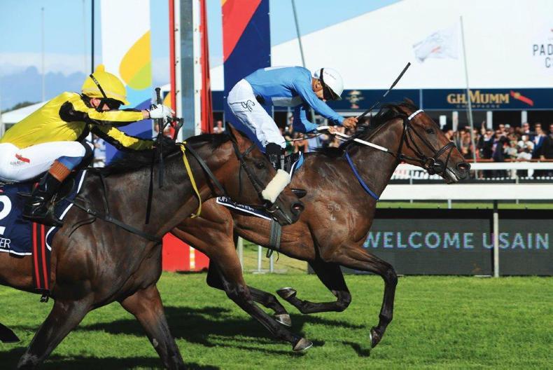 SOUTH AFRICA: Explosive Susanna wins Met