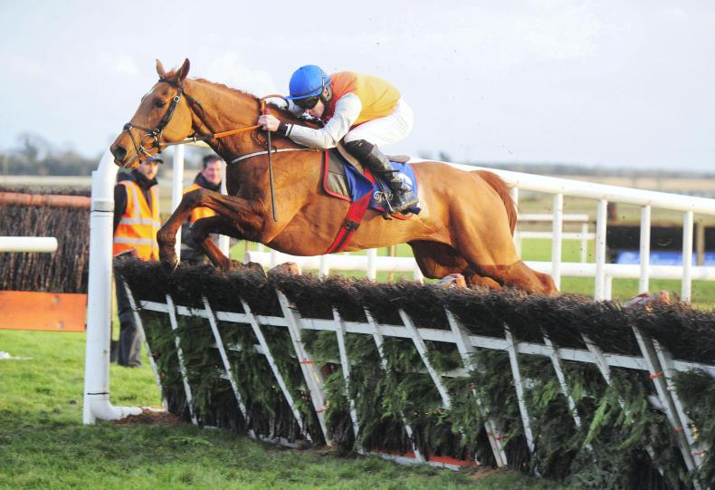Goodthynemilan battles on well to land first chase success at Punchestown
