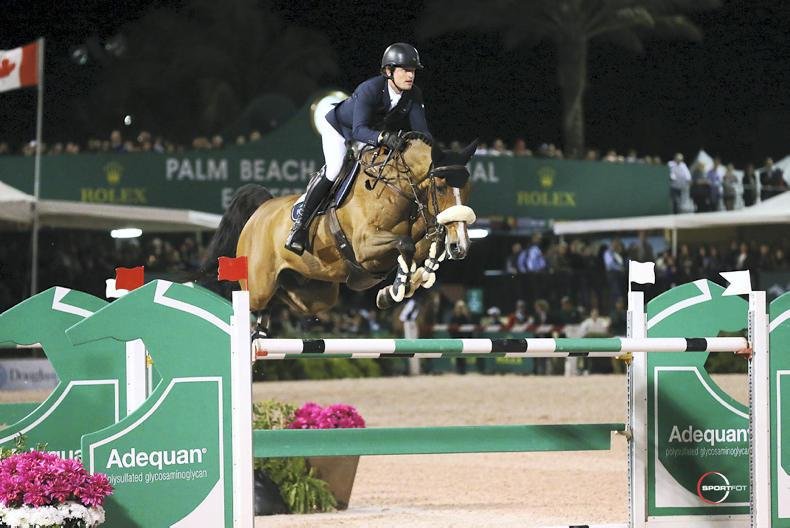 INTERNATIONAL: Kenny claims $132,000 WEF Grand Prix