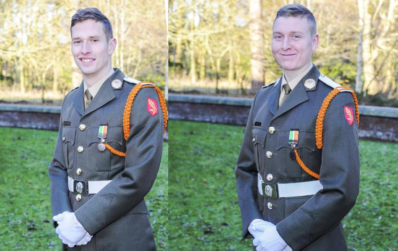 NEWS: Two new officers to join the Irish Army Equitation School