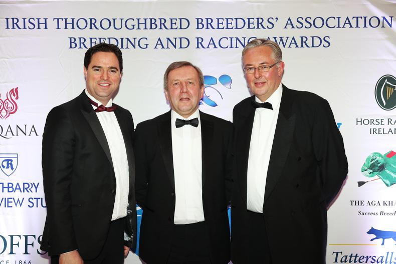 ITBA AWARDS: Minister recognises racing's foreign investment