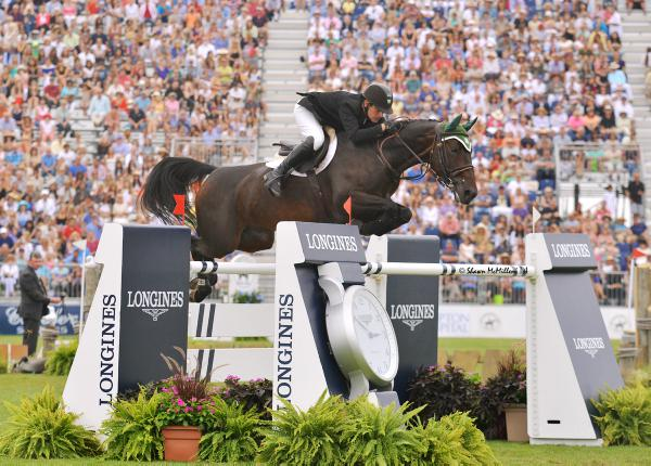 Kevin Babington wins World Cup Grand Prix