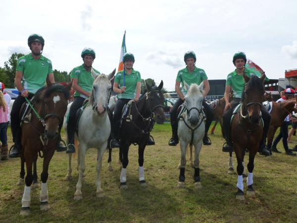 Lynch shines as Irish riders feature in Arena UK