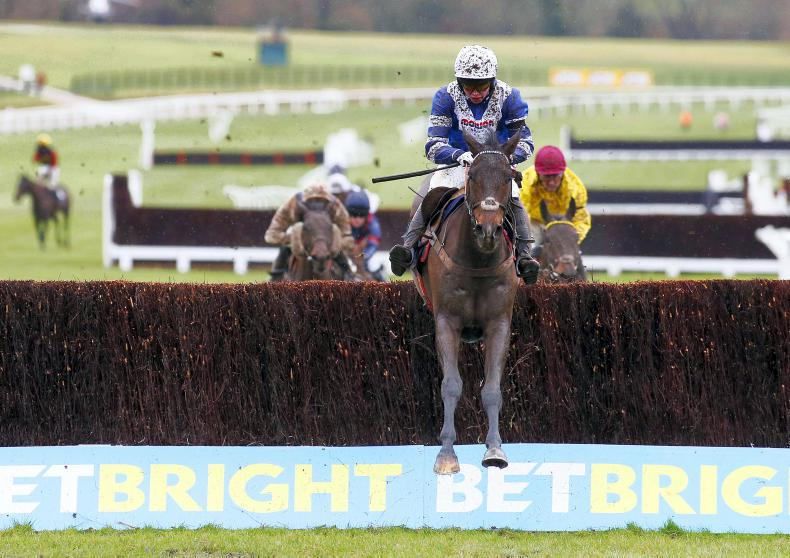 SIMON ROWLANDS: Frodon looks a live chance for the Ryanair