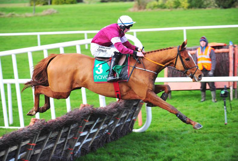 LEOPARDSTOWN SUNDAY: Samcro could be the festival banker