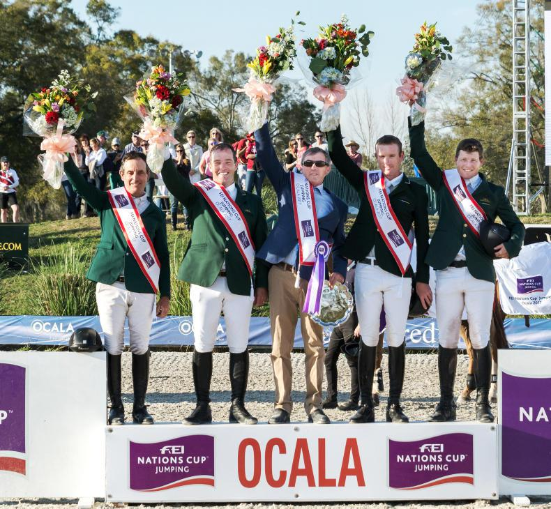 NEWS:  Teams named for Abu Dhabi and Ocala