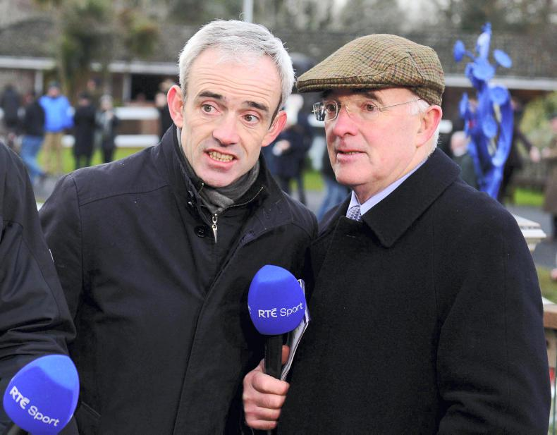 RTÉ to show more Irish racing this year
