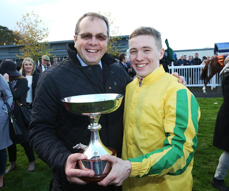 EXCLUSIVE: Ger Lyons to train for Khalid Abdullah