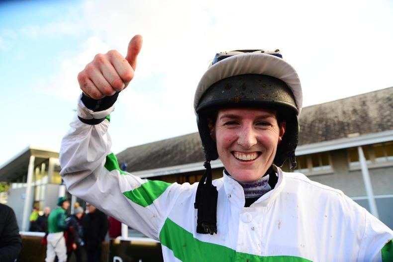 Patricks Park in a different gear at Leopardstown