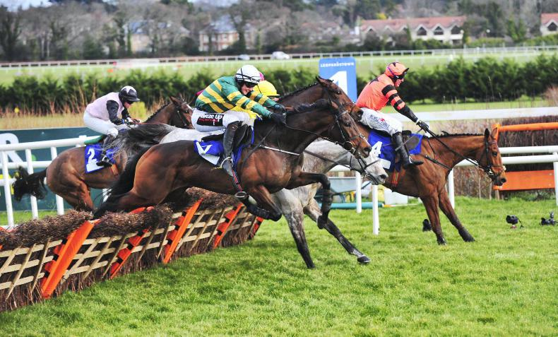 LEOPARDSTOWN SUNDAY: Super surprise from Tower Bridge