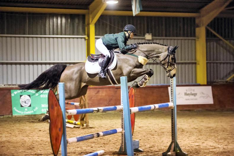 EVENTING DEMO TOUR: Fearon conducts jumping masterclass
