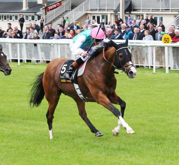 British bringing pace to Irish Champion Stakes
