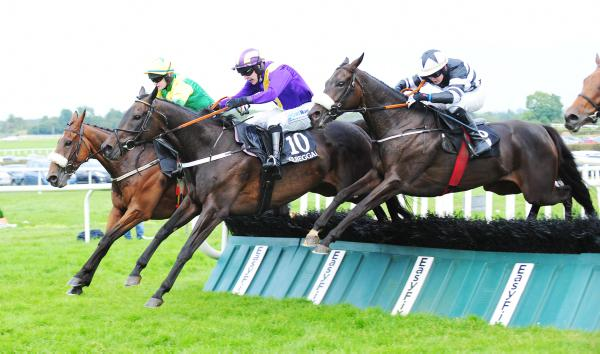 Doubles galore on Kilbeggan finale