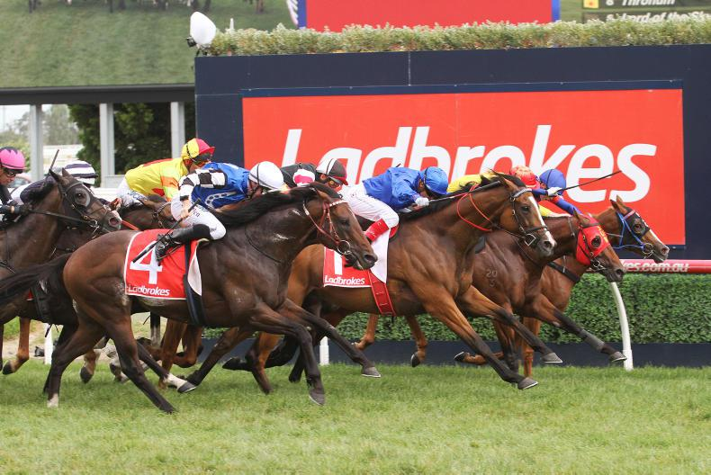 Third Group 1 victory for Authorized's Hartnell