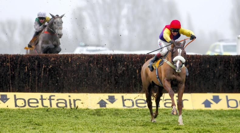MONDAY OUTLOOK: River can flow back at Cheltenham