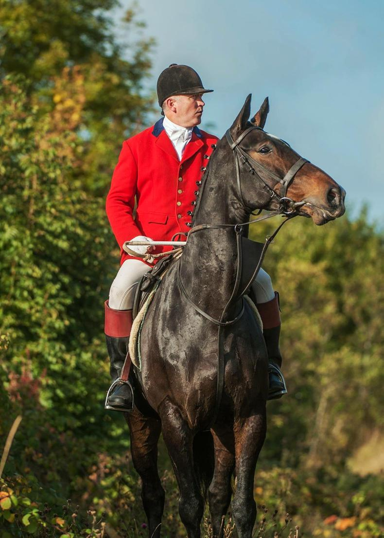 A DAY IN THE LIFE OF A HUNTSMAN:   John Henry