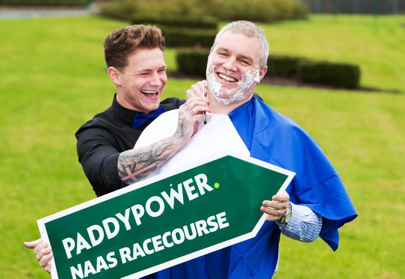 NEWS: Paddy is pumped for Naas Trials Day