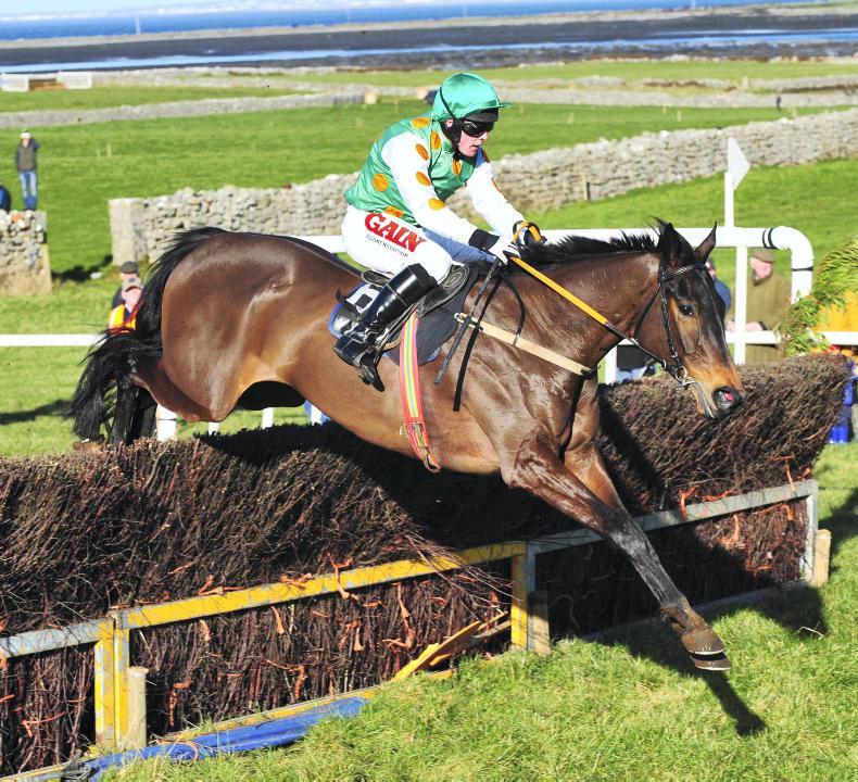 MARGIE McLOONE: Dlauro delight in Navan