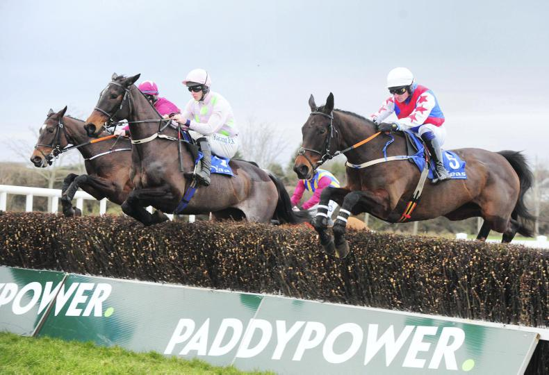 NAAS SATURDAY: Hats off to Benie's hat-trick