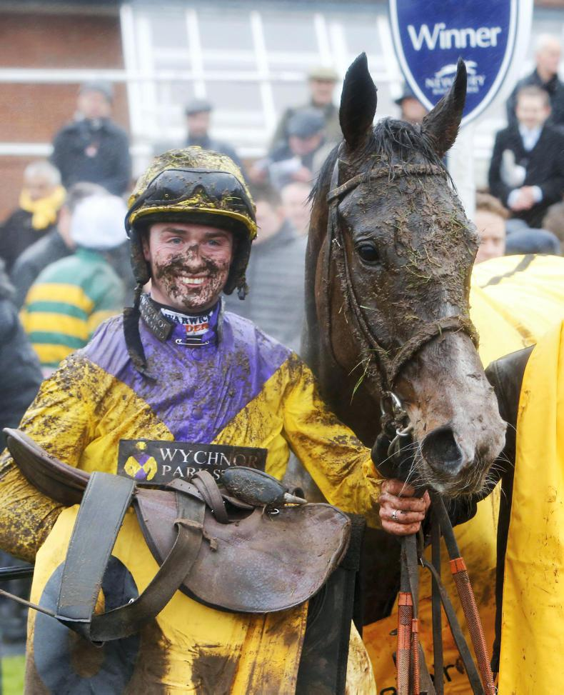 DONN McCLEAN: Kalashnikov impressed in the Betfair Hurdle