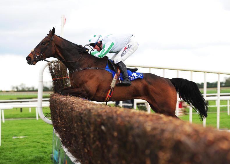Our Duke back on Gold Cup trail with Red Mills Chase victory at Gowran Park