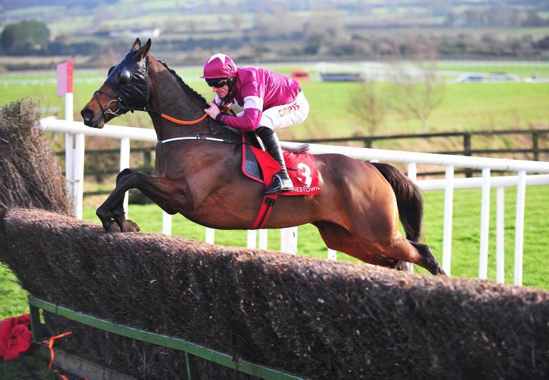 Diamond Cauchois sparkles in Boyne Hurdle at Navan