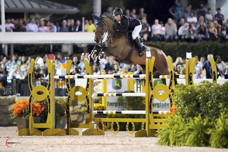 Ireland joint third in Ocala Nations Cup