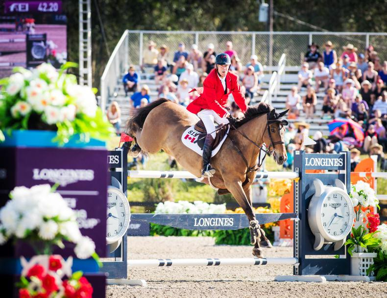 INTERNATIONAL: Ireland on the podium in Ocala