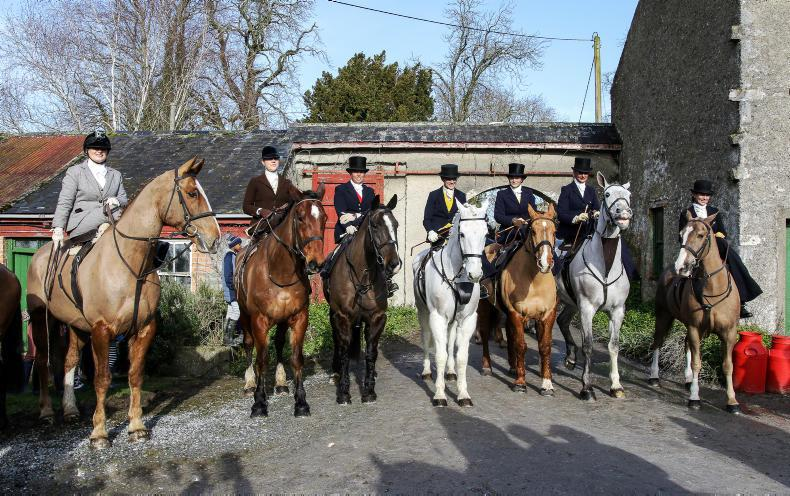 IRISH HORSE WORLD FIXTURES, FEBRUARY 24th 2018