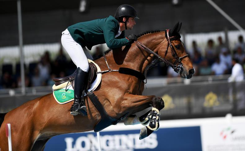 Ireland second in Abu Dhabi Nations Cup