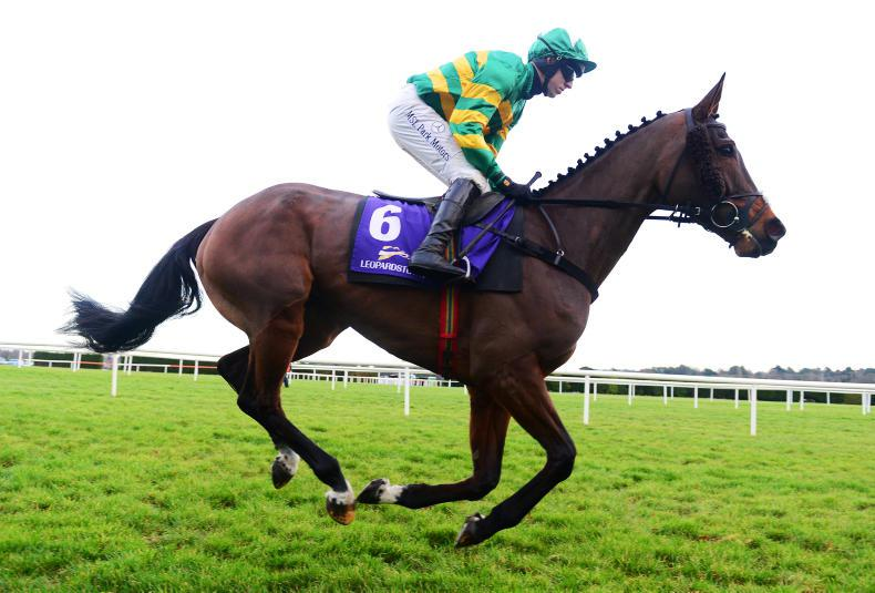 Jonjo O'Neill retains faith in Gold Cup contender Minella Rocco