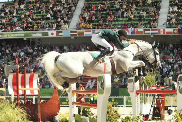 Brave Irish performances with three riders in world's top 12