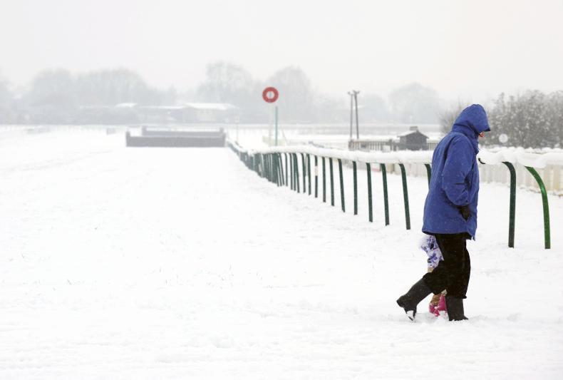 Snow forecast next week