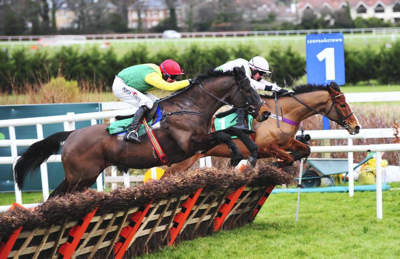 LEOPARDSTOWN SATURDAY: It's a Super day for Harrington and Power