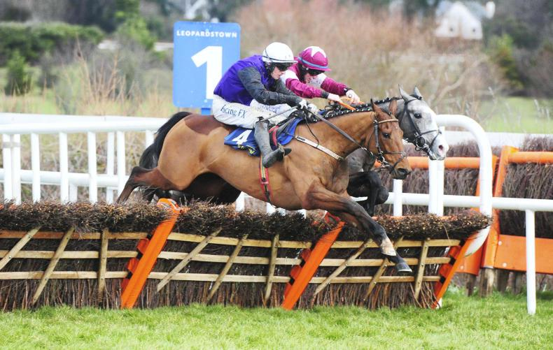 LEOPARDSTOWN SUNDAY: Mr Adjudicator lays down the law