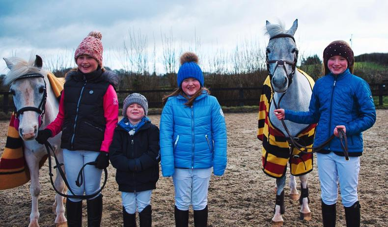 PONY TALES:  Riders take to the catwalk for charity
