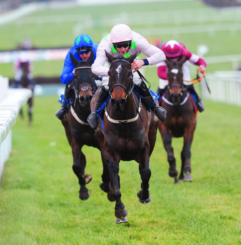 THE WEEK THAT WAS: Benie lights up Mares Hurdle