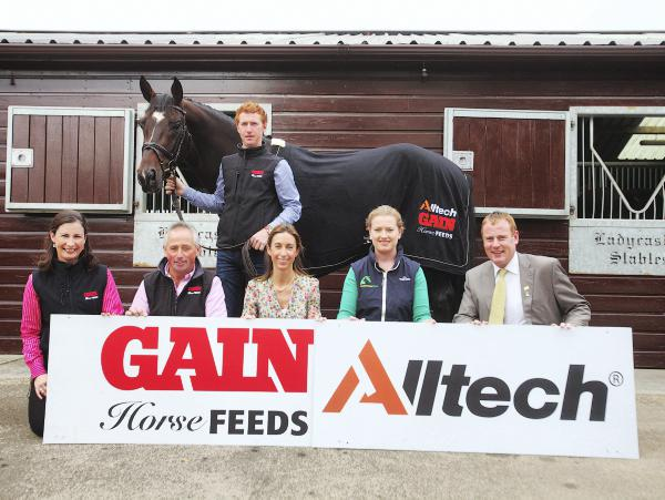 Gain Horse Feeds and Alltech return to sponsor autumn league