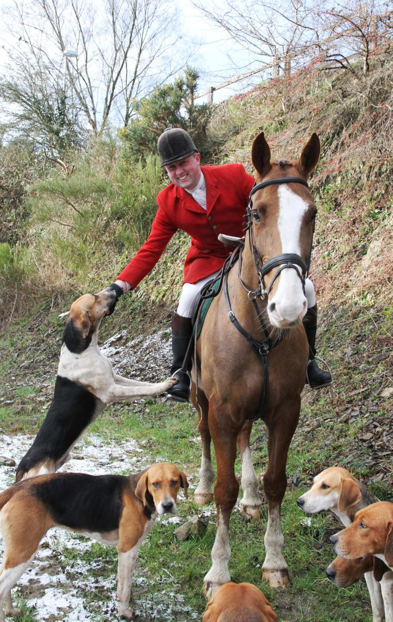 A DAY IN THE LIFE OF A HUNTSMAN: Ger Withers