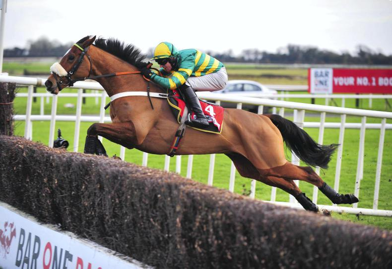 Eddie Harty sets sights on Punchestown prizes with Coney Island