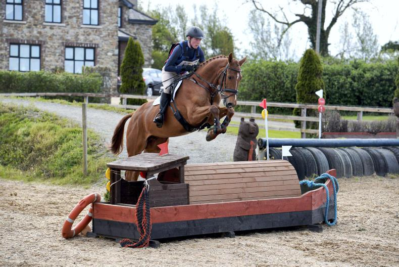 EVENTING:  Countdown to Stepping Stones start